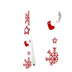 Christmas Pattern  Neckties (two Side)
