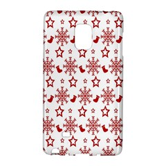 Christmas Pattern  Galaxy Note Edge