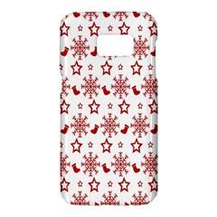 Christmas Pattern  Samsung Galaxy S7 Hardshell Case