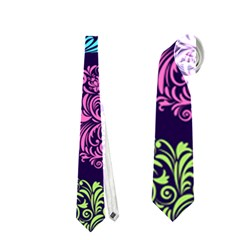 Christmas Patterns Neckties (two Side)