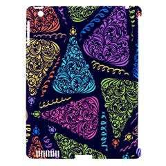Christmas Patterns Apple Ipad 3/4 Hardshell Case (compatible With Smart Cover)