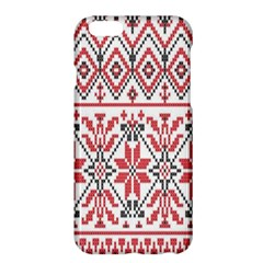 Consecutive Knitting Patterns Vector Background Apple Iphone 6 Plus/6s Plus Hardshell Case