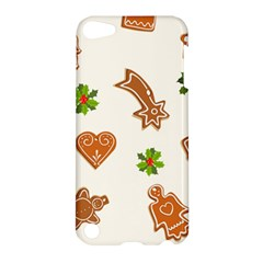 Cute Christmas Seamless Pattern  Apple Ipod Touch 5 Hardshell Case