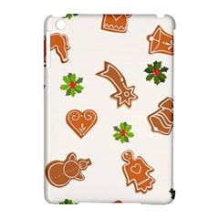 Cute Christmas Seamless Pattern  Apple Ipad Mini Hardshell Case (compatible With Smart Cover)