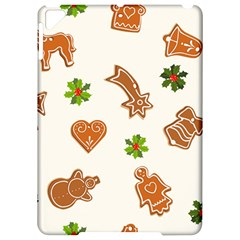 Cute Christmas Seamless Pattern  Apple Ipad Pro 9 7   Hardshell Case