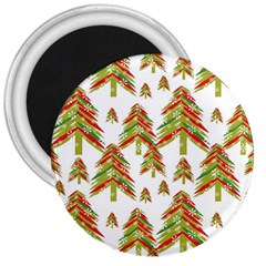 Cute Christmas Seamless Pattern Vector    3  Magnets