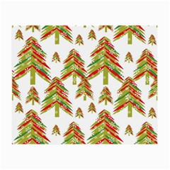Cute Christmas Seamless Pattern Vector    Small Glasses Cloth (2 Side)