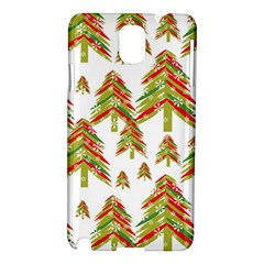 Cute Christmas Seamless Pattern Vector    Samsung Galaxy Note 3 N9005 Hardshell Case