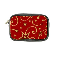 Elements Of Christmas Decorative Pattern Vector Coin Purse