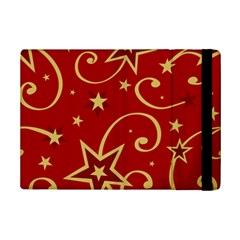 Elements Of Christmas Decorative Pattern Vector Ipad Mini 2 Flip Cases