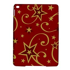 Elements Of Christmas Decorative Pattern Vector Ipad Air 2 Hardshell Cases