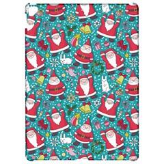 Cute Christmas Seamless Pattern Vector   Apple iPad Pro 12.9   Hardshell Case
