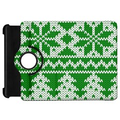 Knitted Fabric Christmas Pattern Vector Kindle Fire Hd 7