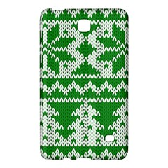 Knitted Fabric Christmas Pattern Vector Samsung Galaxy Tab 4 (7 ) Hardshell Case