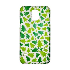 Pattern Christmas Elements Seamless Vector  Samsung Galaxy S5 Hardshell Case