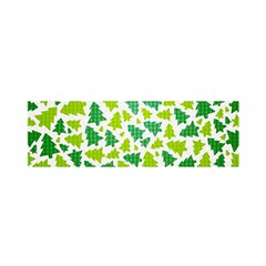 Pattern Christmas Elements Seamless Vector  Satin Scarf (oblong)