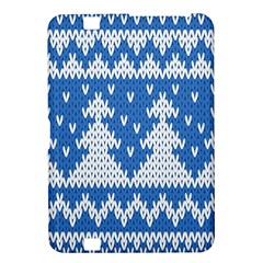 Knitted Fabric Christmas Pattern Vector Kindle Fire Hd 8 9