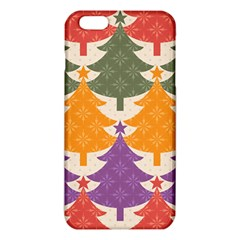 Tree Christmas Pattern Iphone 6 Plus/6s Plus Tpu Case
