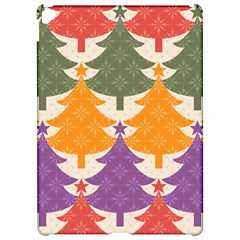 Tree Christmas Pattern Apple iPad Pro 12.9   Hardshell Case