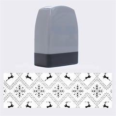 Simple Christmas Pattern Seamless Vectors  Name Stamps