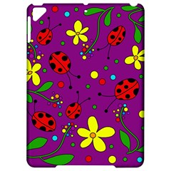 Ladybugs - purple Apple iPad Pro 9.7   Hardshell Case