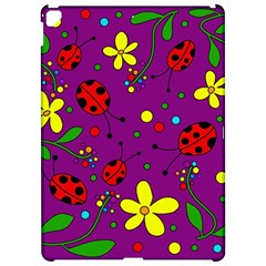 Ladybugs - purple Apple iPad Pro 12.9   Hardshell Case