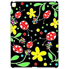 Flowers And Ladybugs Apple Ipad Pro 12 9   Hardshell Case