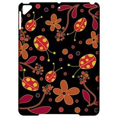 Flowers and ladybugs 2 Apple iPad Pro 9.7   Hardshell Case