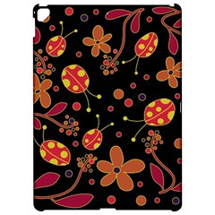 Flowers and ladybugs 2 Apple iPad Pro 12.9   Hardshell Case
