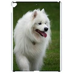 Samoyed Walking Apple iPad Pro 12.9   Hardshell Case
