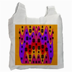 The Big City Recycle Bag (two Side)