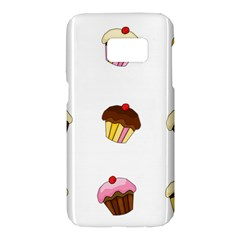 Colorful Cupcakes  Samsung Galaxy S7 Hardshell Case