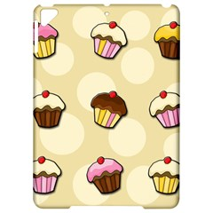 Colorful cupcakes pattern Apple iPad Pro 9.7   Hardshell Case