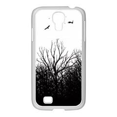 Samsung GALAXY S4 I9500/ I9505 Case (White)
