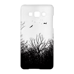 The dark mist Samsung Galaxy A5 Hardshell Case