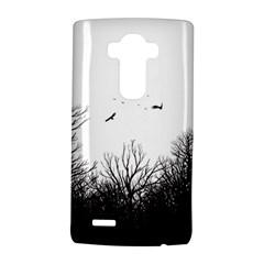 The dark mist LG G4 Hardshell Case