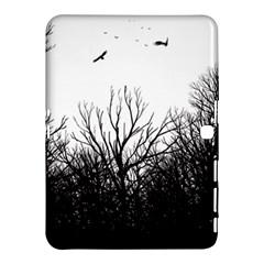 Dark forest Samsung Galaxy Tab 4 (10.1 ) Hardshell Case
