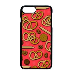 Bakery Apple Iphone 7 Plus Seamless Case (black)