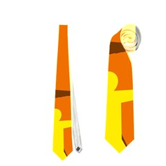 March Line Neckties (two Side)