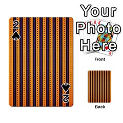 Printable Halloween Paper Playing Cards 54 Designs