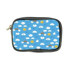 White Clouds Coin Purse