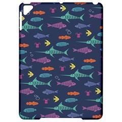 Twiddy Tropical Fish Pattern Apple Ipad Pro 9 7   Hardshell Case