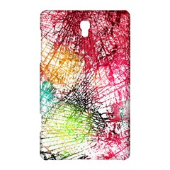 Colorful Abstract Samsung Galaxy Tab S (8.4 ) Hardshell Case
