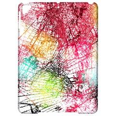Colorful Abstract Apple Ipad Pro 9 7   Hardshell Case
