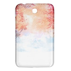 Faded pink nature  Samsung Galaxy Tab 3 (7 ) P3200 Hardshell Case