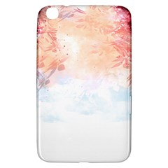 Faded pink nature  Samsung Galaxy Tab 3 (8 ) T3100 Hardshell Case