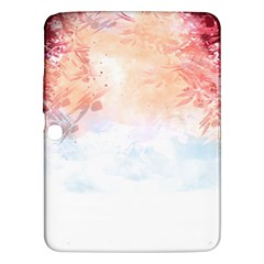 Faded pink nature  Samsung Galaxy Tab 3 (10.1 ) P5200 Hardshell Case