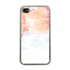 Beautiful faded nature  Apple iPhone 4 Case (Clear)