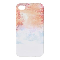 Beautiful faded nature  Apple iPhone 4/4S Premium Hardshell Case