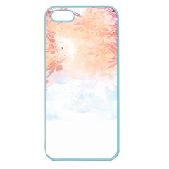 Beautiful faded nature  Apple Seamless iPhone 5 Case (Color)